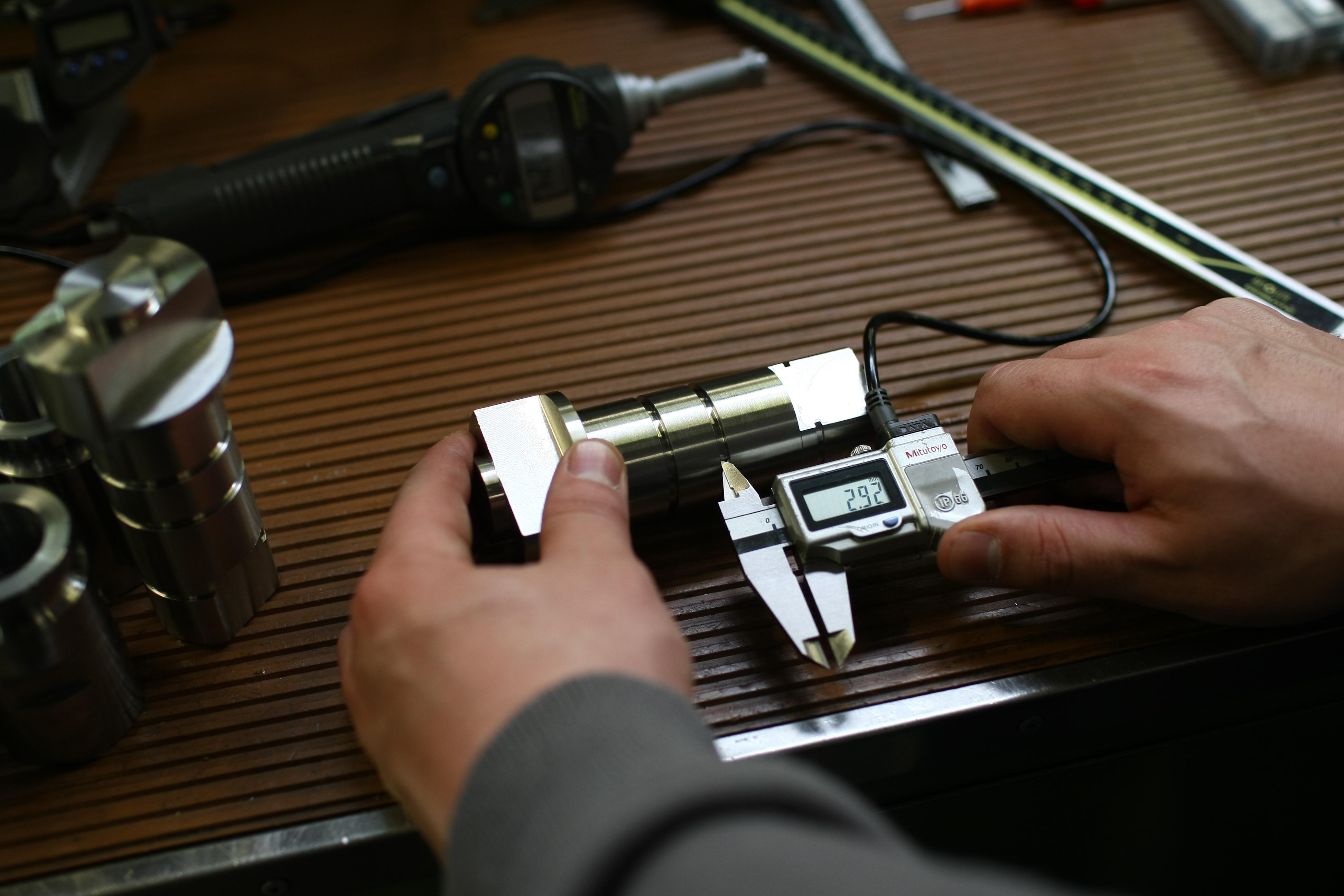 FIMINOX TEKINOX misurazione